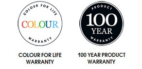 100 Year Roof Tile Warranty - Terracotta Concrete Roofing