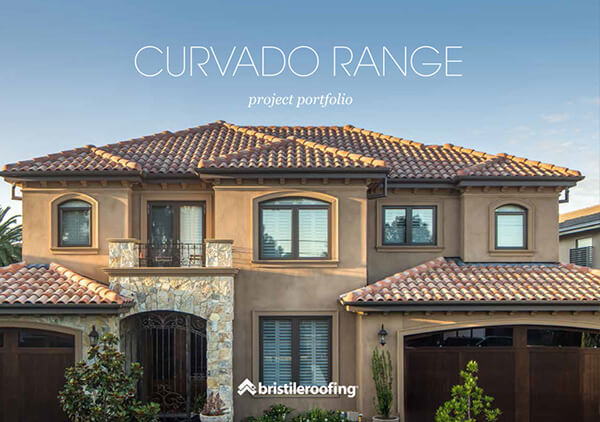 Curvado Terracotta Roof Tile Project Portfolio