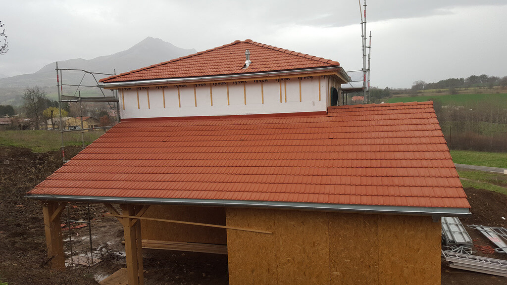 La Escandella Innova Terracotta Roof Tiles