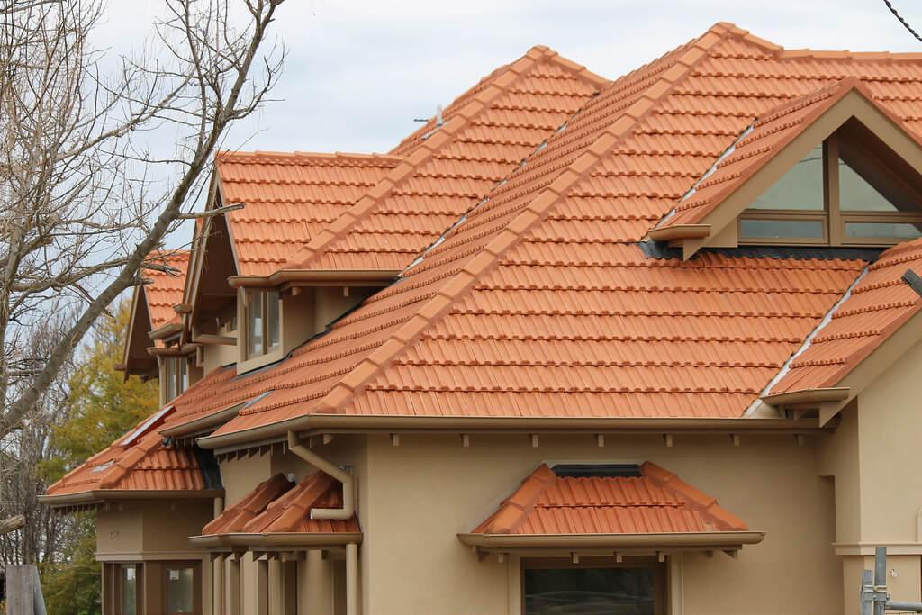 Marseille Terracotta Roof Tiles