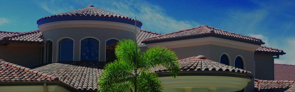 Medio Curva Ceramic Terracotta Roof TIles - Terracotta Concrete Roofing
