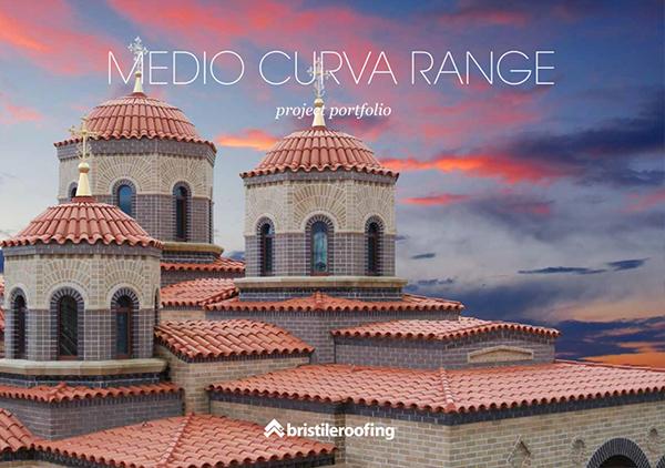 Medio Curva Terracotta Roof Tiles - Terracotta Concrete Roofing Adelaide