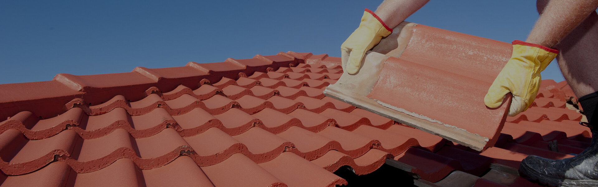 Tile Roofing Services - Terracotta Concrete Roofing Adelaide