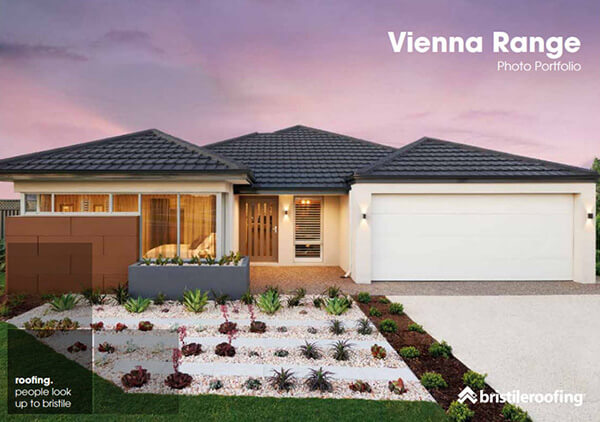 Vienna Range Terracotta Roof Tiles - Terracotta Concrete Roofing Adelaide
