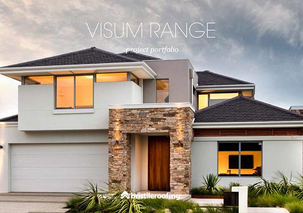Visum Tile Range - Terracotta Concrete Roofing Adelaide