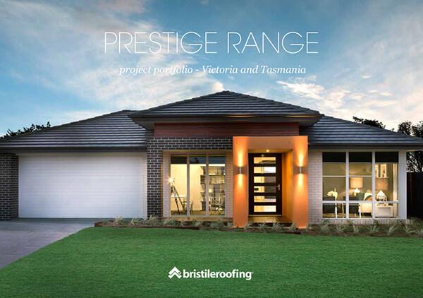 Presige Roof Tile Range - Terracotta Concrete Roofing Adelaide
