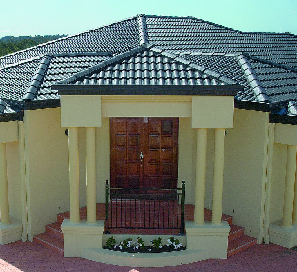 Traditional Concrete Roof Tiles