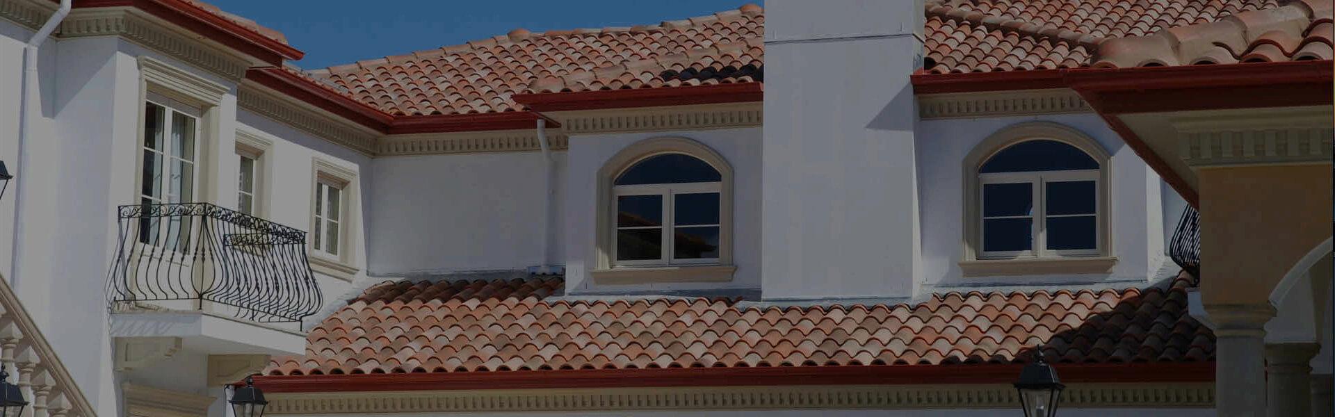 Terracotta Roof TIles - Terracotta & Concrete Roofing
