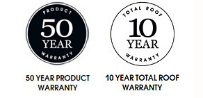 Traditional Roof Tile Warranty - Terracotta Concrete Roofing
